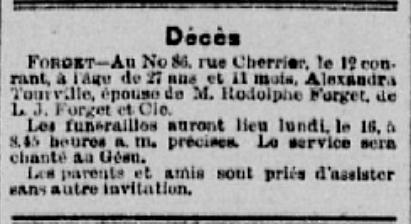 La Minerve, 14 mai 1891