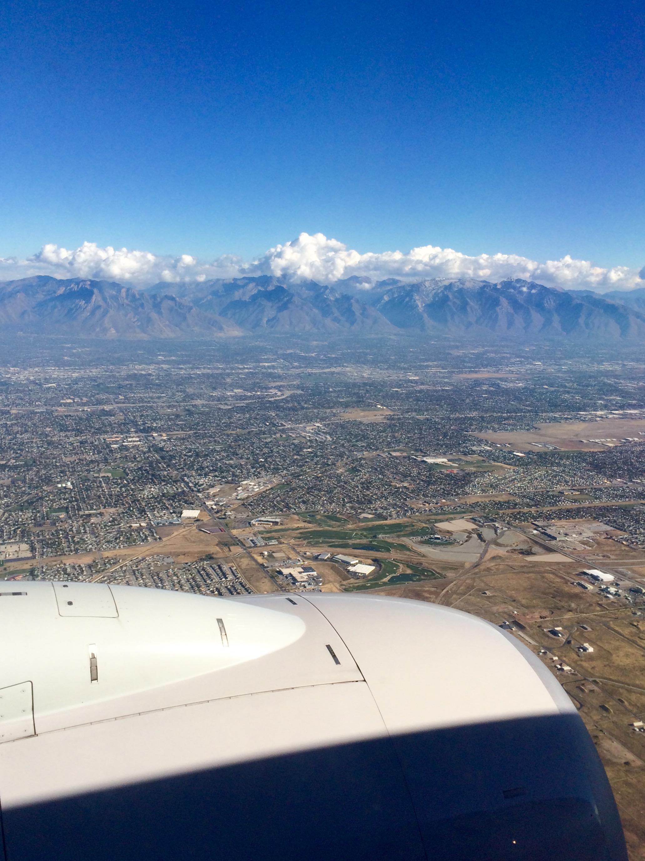 Salt Lake vol